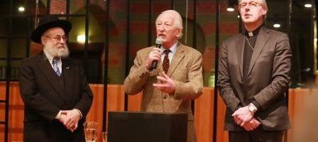 Dag van het Jodendom 2015 in Groningen